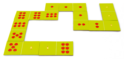 Domino 2v1 Farma, Scratch